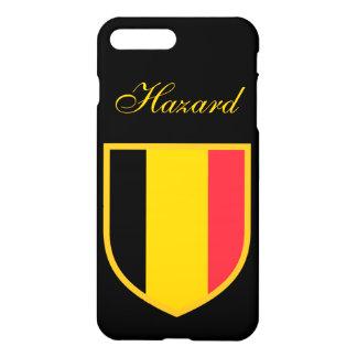 Belgium Flag iPhone 7 Plus Case
