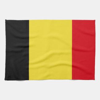 Belgium Flag Kitchen Towel