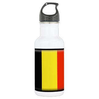 Belgium Flag 532 Ml Water Bottle