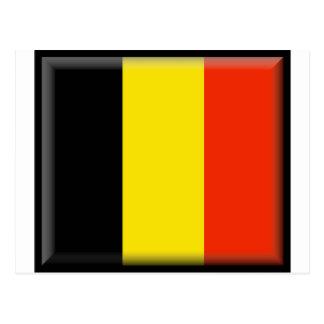 Belgium Flag Post Cards