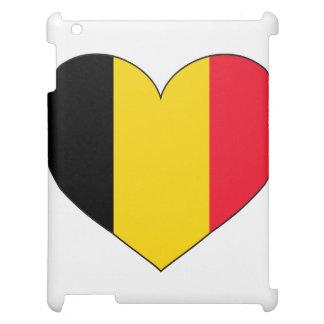 Belgium Flag Simple iPad Case