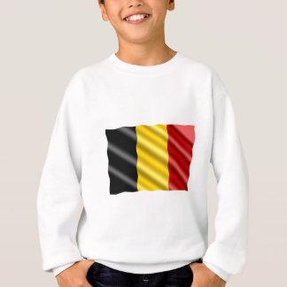 Belgium Flag Sweatshirt