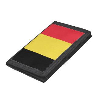 Belgium flag wallet