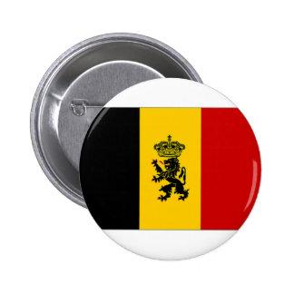 Belgium Government Ensign Flag Pins