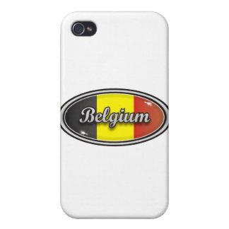 Belgium iPhone 4 Covers