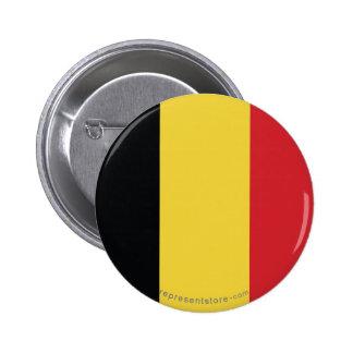 Belgium Plain Flag Pins