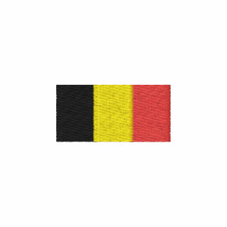 Belgium polo shirt - Belgian Flag