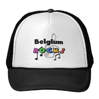 Belgium Rocks Cap
