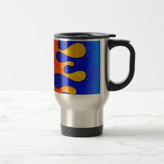 Belgofimo V1 - crazy drops Travel Mug