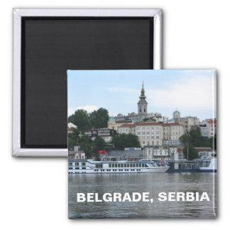 Belgrade, Serbia magnet