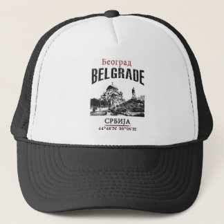 Belgrade Trucker Hat