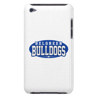 Belgreen High School Bulldogs Barely There iPod Cases