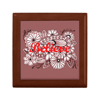 Believe 3 gift box