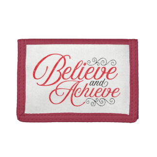 Believe and Achieve Wallet