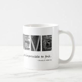 BELIEVE...and Act Coffee Mug