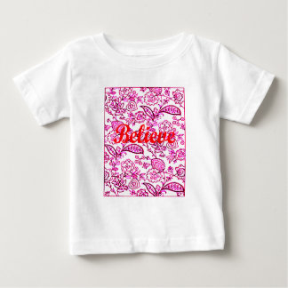 Believe Baby T-Shirt