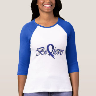 Believe Blue Ribbon T-Shirt