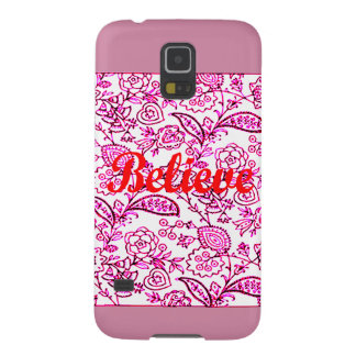 Believe Case For Galaxy S5