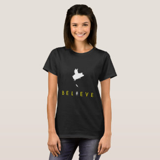 BELIEVE-Flying Pig T-Shirt