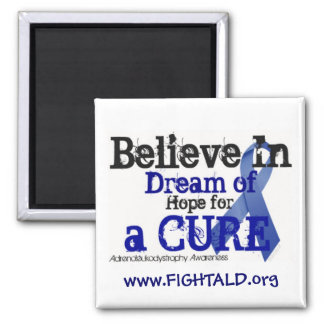 Believe in a Cure Magnet