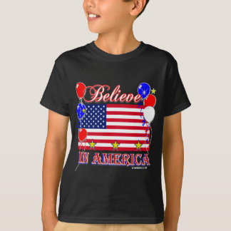 Believe in America Merchandise T-Shirt