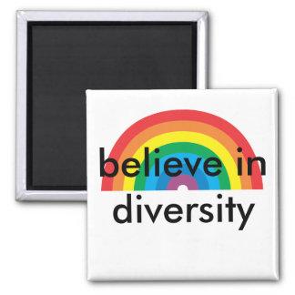 believe in diversity magnet