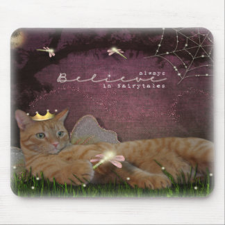 Believe in Fairytales - Mousepad