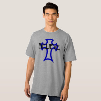 believe in God tall T-Shirt