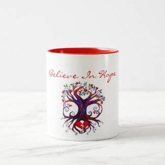 Believe In Hope Mug #2