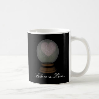 Believe in Love... Basic White Mug