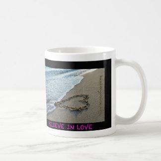Believe in Love Inspirational Mug