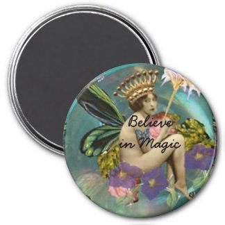 Believe in Magic Fairy Magnet