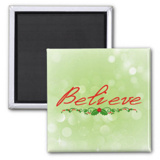 Believe in Magic! Magnets