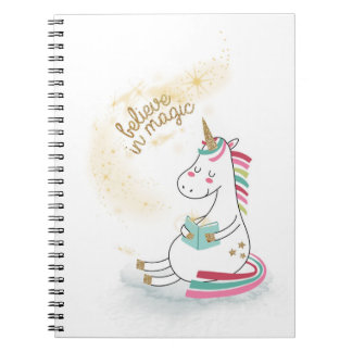 Believe in Magic Notebook
