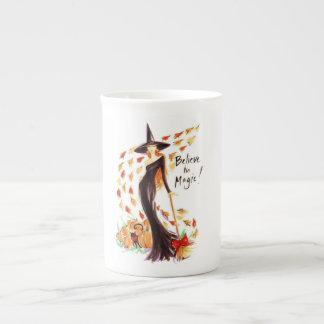 BELIEVE IN MAGIC TEA CUP