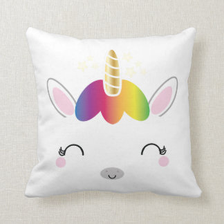 believe in MAGIC UNICORN pillow cushion gift 3