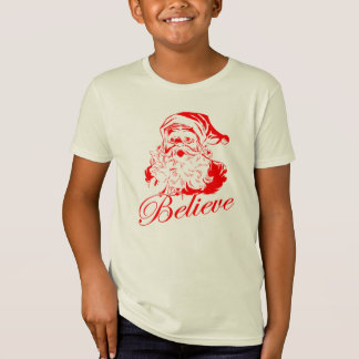 Believe in Santa T-Shirt