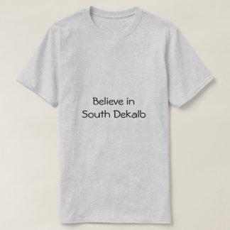 Believe in South Dekalb Thank a Cop T-Shirt