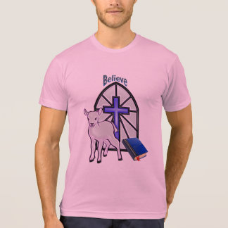 Believe in the Lamb T-Shirt