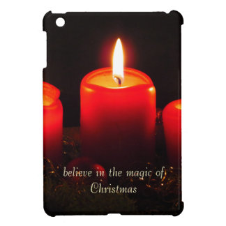Believe in the Magic of Christmas iPad Mini Covers