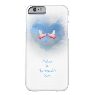 Believe In Unbelievable Love iPhone Case