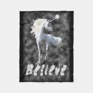 Believe in Unicorns Blanket