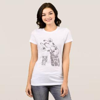 Believe in Your Selfie T T-Shirt