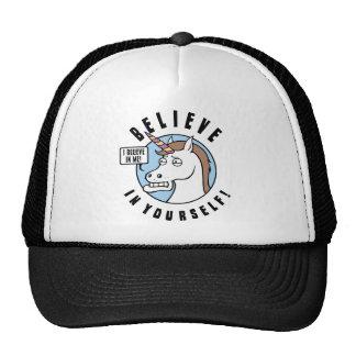 Believe in Yourself Cap