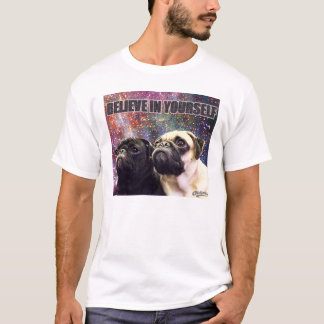 """""""Believe In Yourself!"""" Comfy Soft Tee"""