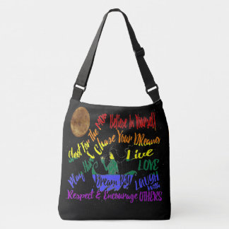 Believe in yourself Dream love bag