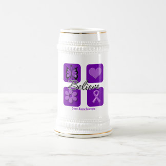 Believe Inspirations Crohn s Disease Coffee Mug