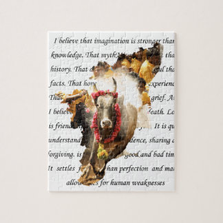 BELIEVE INTO IMAGINATION JIGSAW PUZZLE
