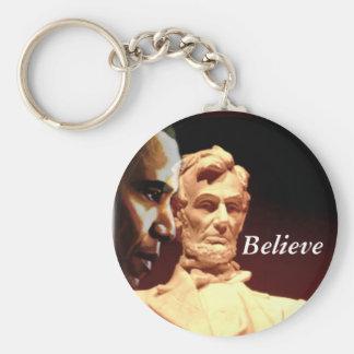 Believe_Keychain Key Chain