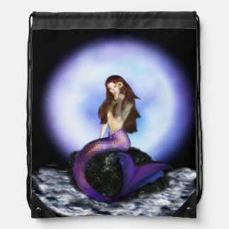 Believe Mermaid Backpack